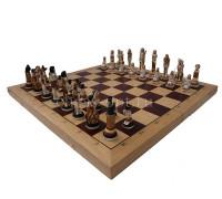 Шахматы Египет каменные