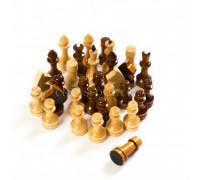 Шахматные фигуры гроссмейстерские с утяжелителем