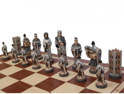Шахматы Англия каменные оптом