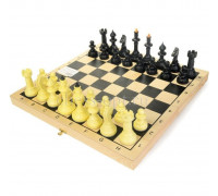 Шахматы Айвенго 3 в 1: шахматы, шашки, домино с шахматной доской