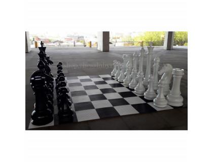 Напольные шахматные фигуры гигантские 125 оптом